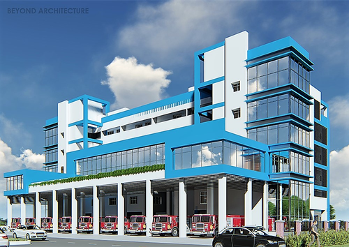 Five Pump Fire Station Project