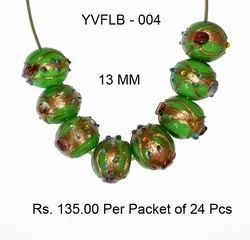 Lampwork Fancy Glass Beads-YVFLB-004