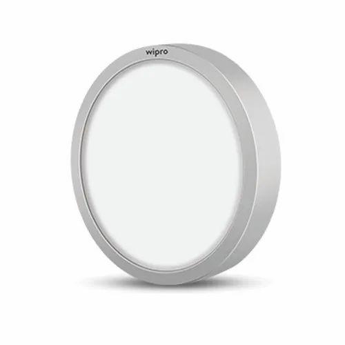 Wipro Garnet Trimless Round LED Surface Mounted Panel Light, 6 W, 12 W, 18 W