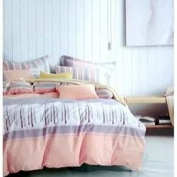 Sig. Trump Double Bed Sheet