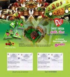 GREEN HONEY DIL SWEET BEEDA, Gel, Packaging Size: 15 Gm