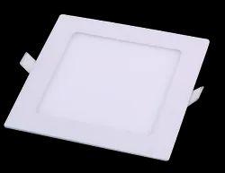 Pure White LED Panel Light