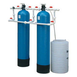 Domestic Water Softener Plant