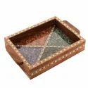 Handicraft Wooden Sheesham Tray