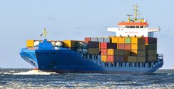 Export International Sea Freight Forwarding Service