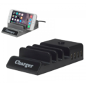 4 Port Mobile Charger