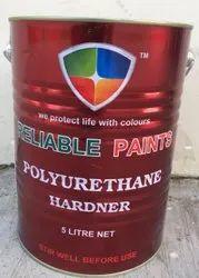 Polyurethane Top Coat Paint