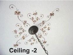 Big Stencils Ceiling -2