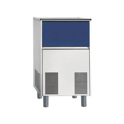 Ice Machine with Self Contained Bin
