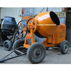 Balaji Concrete Mixer without Hopper