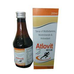 Multivitamins Multiminerals Antioxidant Syrup
