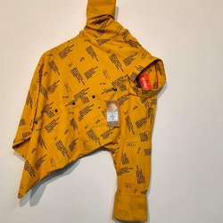 Mens Trendy Cotton Printed Shirt