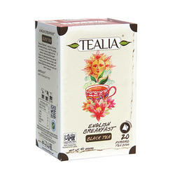 Tealia English Breakfast Black Tea
