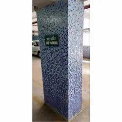 Exterior Mosaic Tile