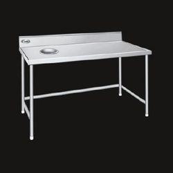 Dirty Dish Landing Table