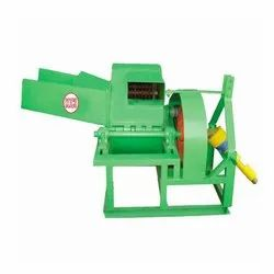 Coconut Leaf Shredder- 35 HP
