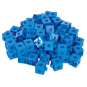 Interlocking Cubes - Educational Aid