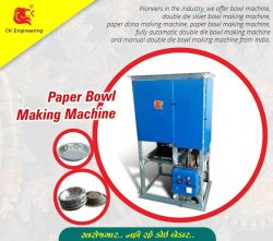 Bowl Making Machine
