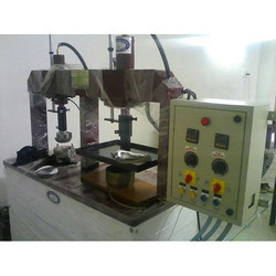 Double Die Paper Plate Forming Machine