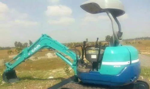 Pre Owned Kubota U30 Mini Excavators Used Imported Japan