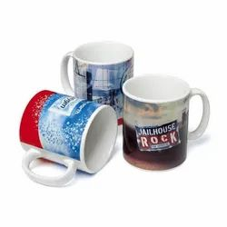 Sublimation Coffee Mug Printing Service