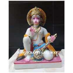 Stone Hanuman Murti