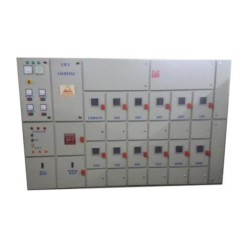 Three Phase Meter Distribution Panel For Apartments