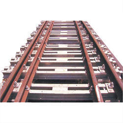Railway Galvanized Steel Channel Sleeper