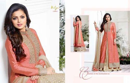 53df882304 Designer Heavy Suits (LT NITYA 100 ) at Rs 3255 /piece | Ladies ...