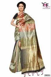 Rekha Silk Kanjeevaram Silk Saree