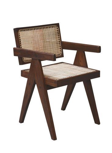 Wooden Furniture Replica Le Corbusier Pierre Jeanneret Solid Teak Living Room Chair Exporter From Mumbai
