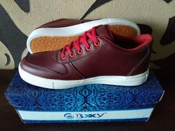 Men's High Fashion Casual Shoes in TPR Sole