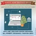 Domestic Money Transfer Domestic Money Remittance Services, Micro Atm