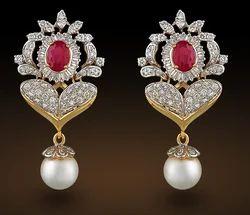EN73 Woven Treasures Earring