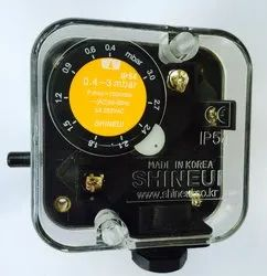 Gas Pressure Switch SGPS3V