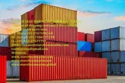 Shipping Container Import Service, Capacity: 10-20T & 20-30T