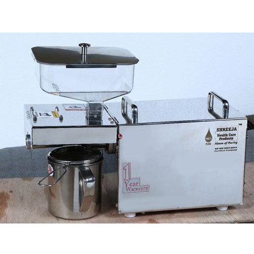 Oil Extraction Machine - Mini Screw Press Oil Extraction