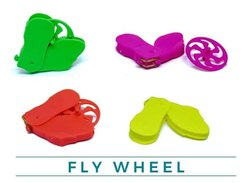 Fly Wheel Snacks Toys