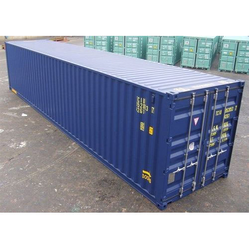 40ft Shipping Container >> Corten Steel 40ft Used Shipping Container Capacity 30 40 Ton Rs