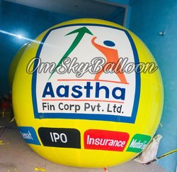 Chhota Bheema Sky Balloon
