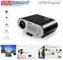 Vivibright GP90 Portable LED LCD 3200 Lumens Projector