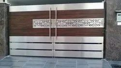 MM Craft Designer Stainless Steel Gate
