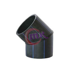HDPE Fabricated Elbow 45