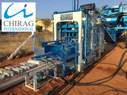 Chirag Automatic Paving Block Making Machine