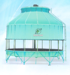FRP Cooling Plant