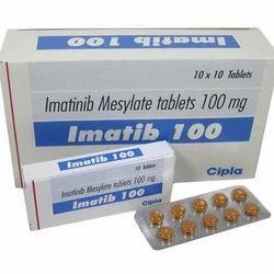 Imatinib 100 Tablet
