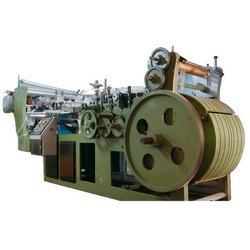 Paper Carry Bag Making Machine