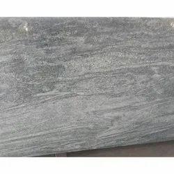 Polished Kuppam White Granite Slab, Thickness: 15-20 mm