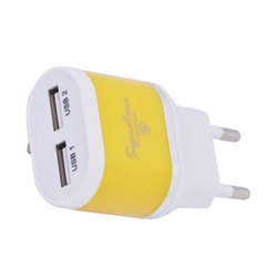 Dual Mobile Charger