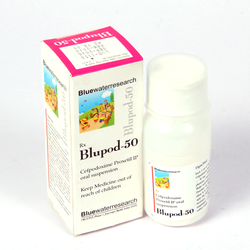 Blupod-50 Oral Suspension
